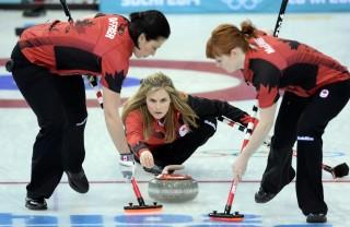 kanadai női curlingválogatott (kanadai női curlingválogatott)