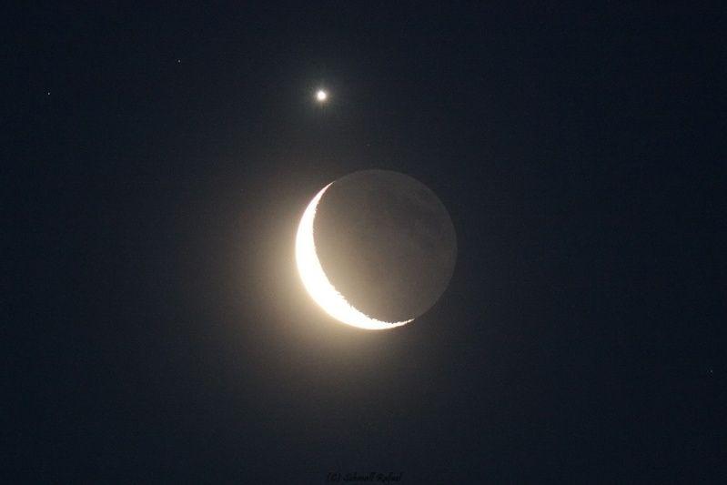 vénusz hold együttállás (vénusz hold együttállás)