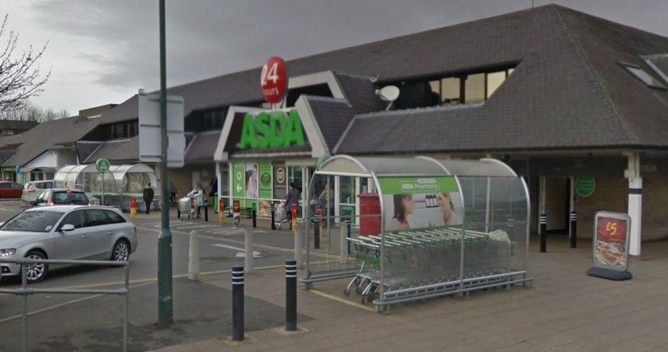 Asda Shipley (szupermarket, asda, anglia, )