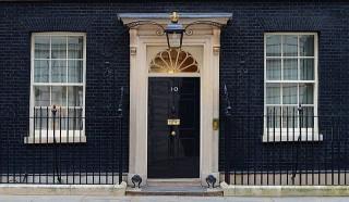 Downing street 10 (miniszterelnökség, nagy britannia, london, )