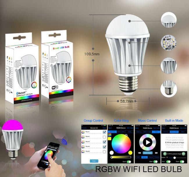 LG Smart Bulb (Smart Bulb, LG)