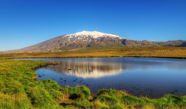 Snaefellsjökull (izland, nemzeti park)