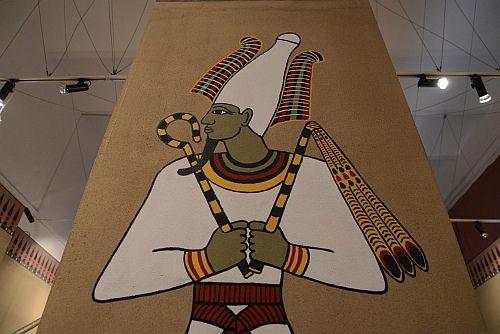 egyiptomi tárlat (egyiptomi tárlat)
