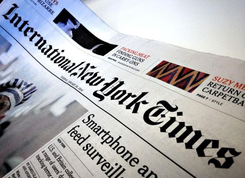new york times (new york times, )