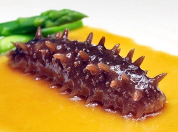 tengeri uborka (gasztro, )