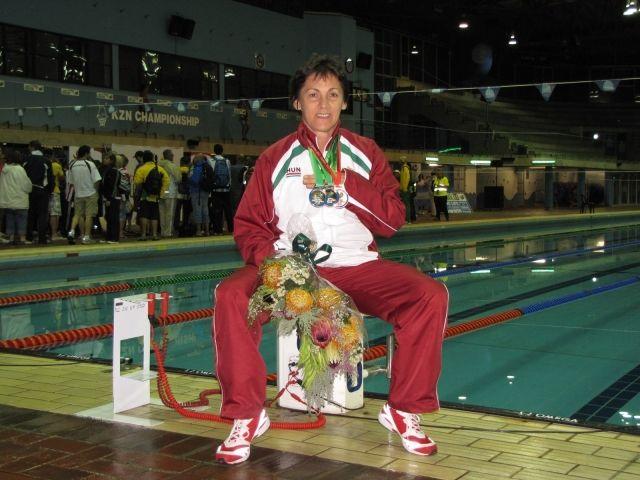 Berente Judit (berente judit, szervátültetett sportolók világjátéka 2013, )