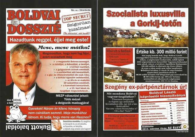Boldvai civil (kampány)