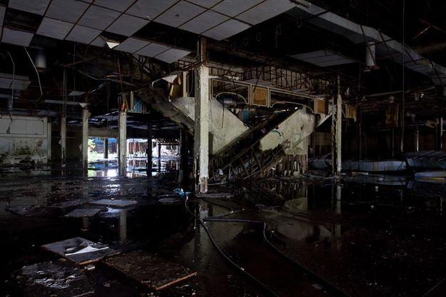 Dixie Square Mall01 (bevásárlóközpont, )