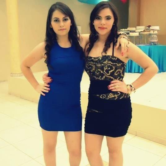 Gutierrez és Baez  (tinédzserek, lányok, mexikó, )