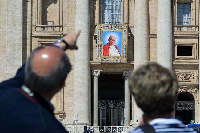 II jános pál pápa (jános pál pápa, )