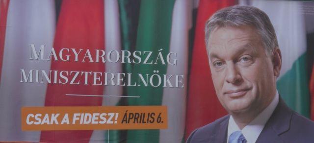 Orbán Viktor plakátja (Orbán Viktor plakátja)