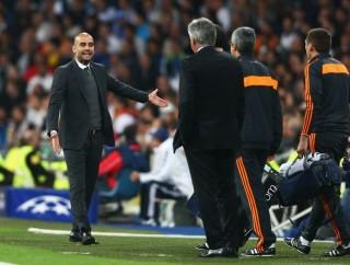 Pep Guardiola, Carlo Ancelotti (pep guardiola, carlo ancelotti, )
