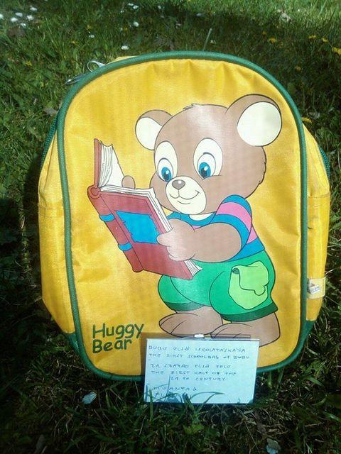 bubu táska 1 (hátizsák, )