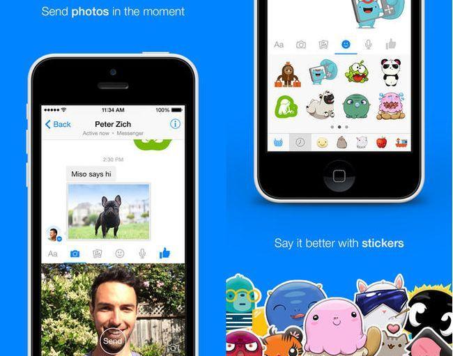 facebook messenger (facebook messenger, )