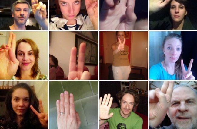 kretakör felhívás (selfie, )