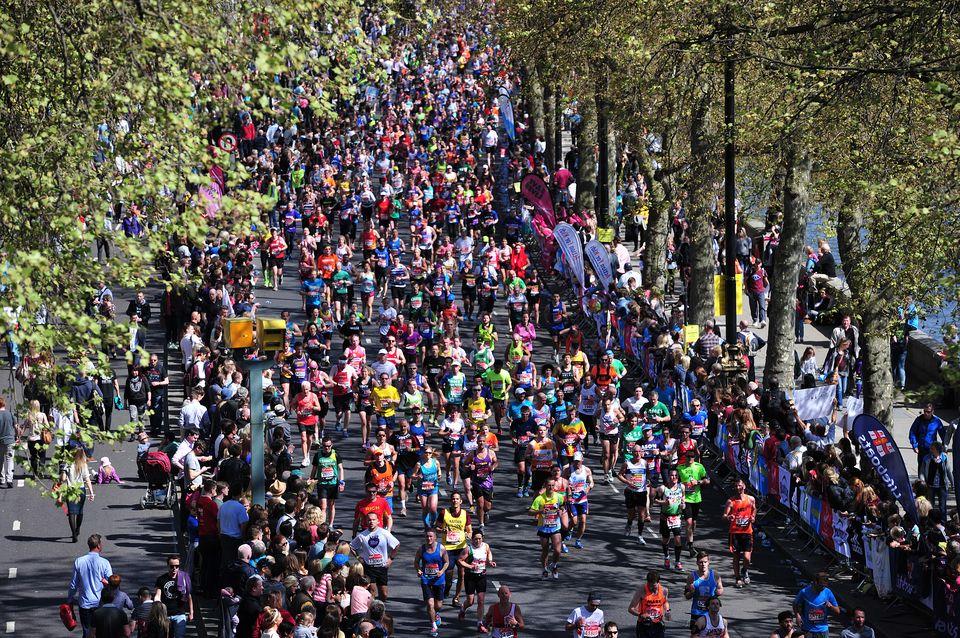 london maraton (london maraton)