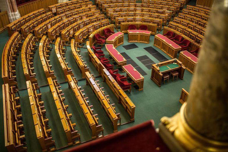parlament ülésterem (parlament, ülésterem, )