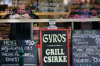 street food (street food)