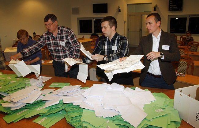 szavazatszámláló (szavazatszámlálás, )
