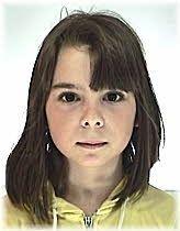 szluka andrea (eltűnt kislány, )