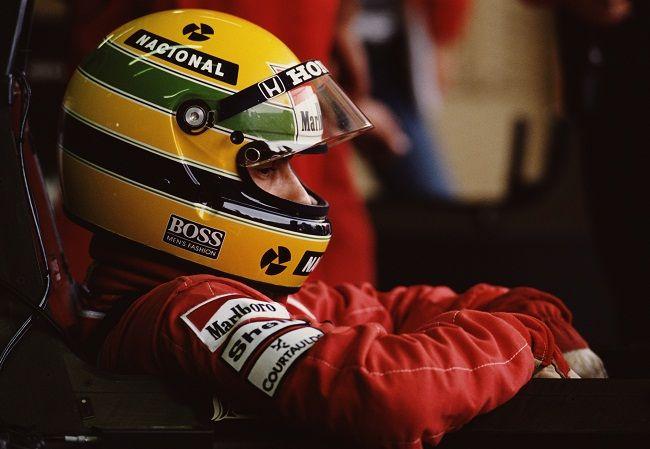 Ayrton Senna (ayrton senna, )