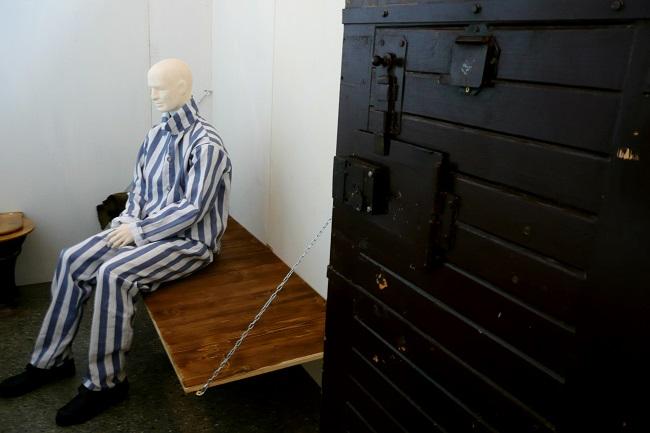 Rákosi-kiállítás 2 (rákosi-kiállítás, börtöncella, )