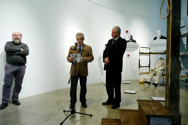Rákosi-kiállítás 2 (rákosi-kiállítás, emlékpont, sajtótájékoztató, )