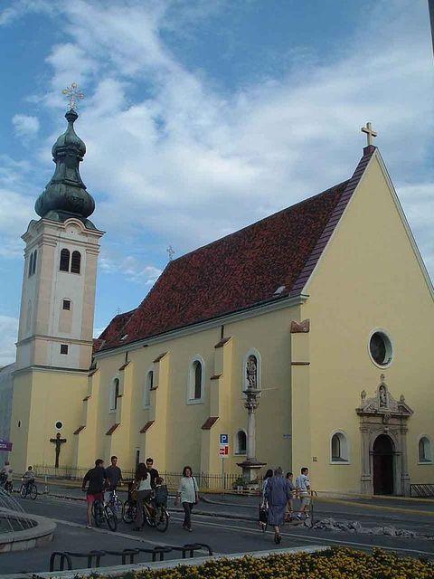 Szombathelyi templom (templom, szombathely, )