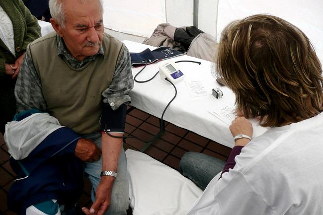 Vérnyomás (vérnyomás-mérés, vizsgálat, )