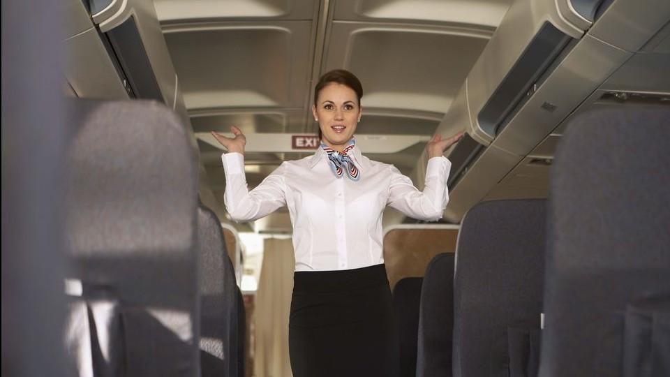 stewardess (repülő, )