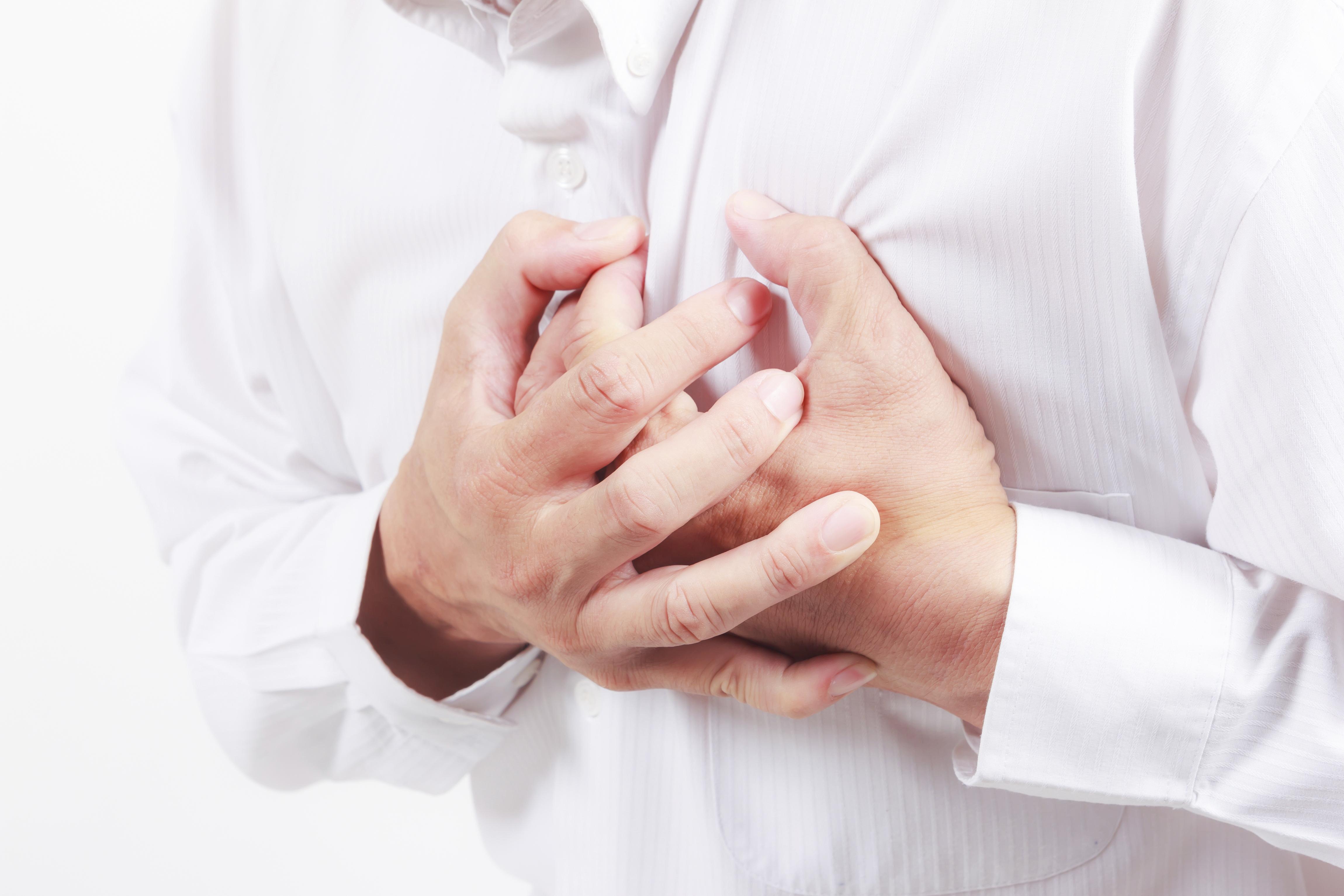 szívroham (szívroham, szív, )