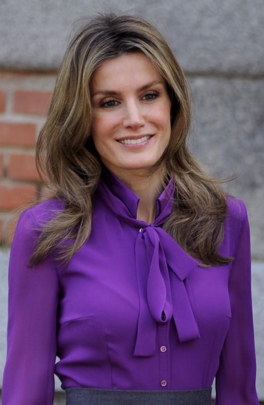 Letizia Ortiz (letizia ortiz, spanyol királyné, )
