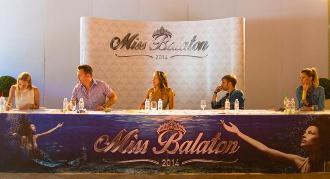 Miss Balaton 2014 zsűri (miss balaton 2014, dukai regina, puskás peti, iszak eszti, )