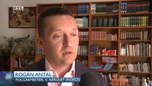 Rogán Antal (rogán antal, rtl klub, híradó)