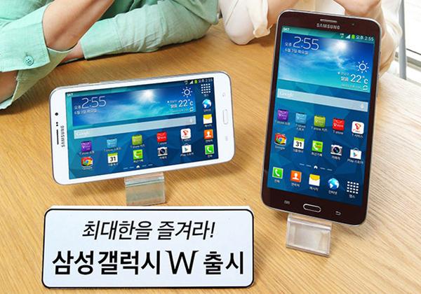 Samsung Galaxy W (samsung, galaxy, )
