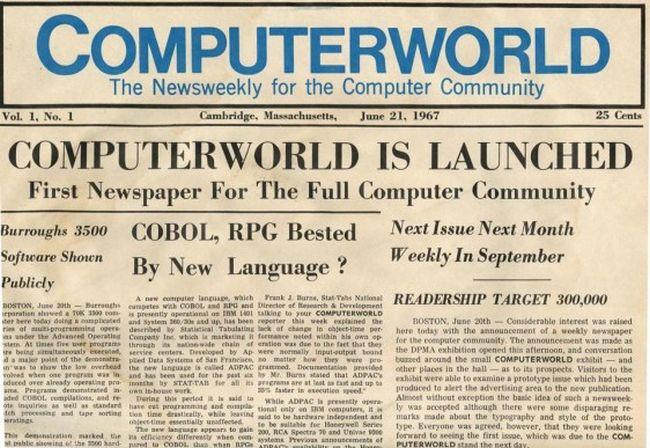 computerworld (computerworld, )