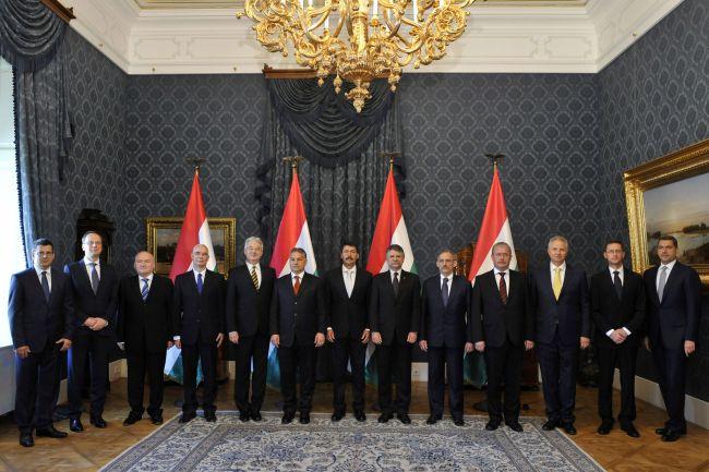 harmadik orbán-kormány (harmadik orbán-kormány, kormány, )