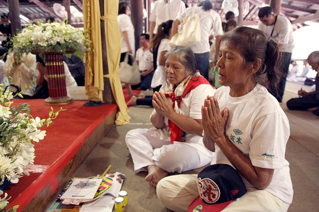 Buddhista temetés (buddhista, temetés)