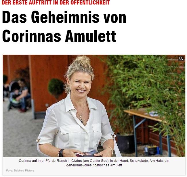 Corina Schumacher (corina schumacher, )