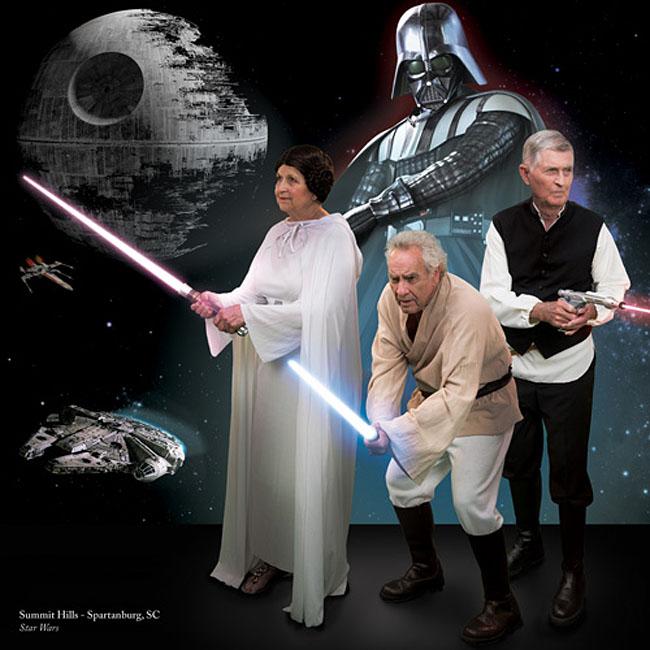 Csillagok háborúja (idősek, film, csillagok háborúja, )