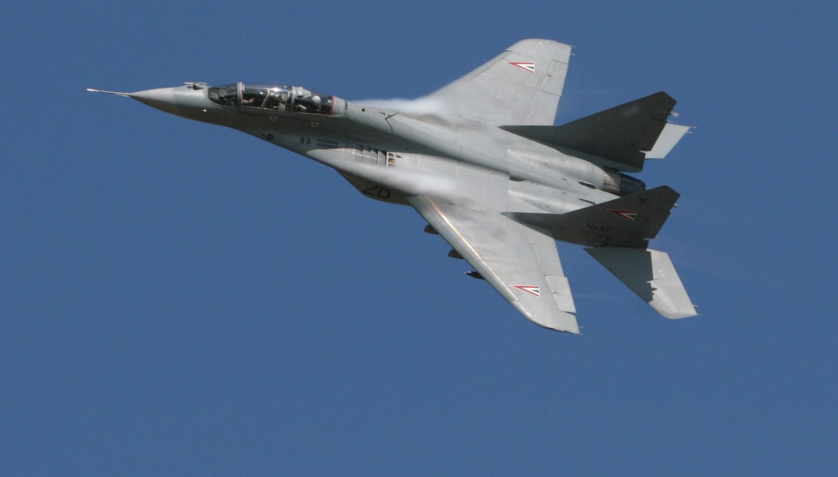 MiG-29 (mig-29, vadászgép)