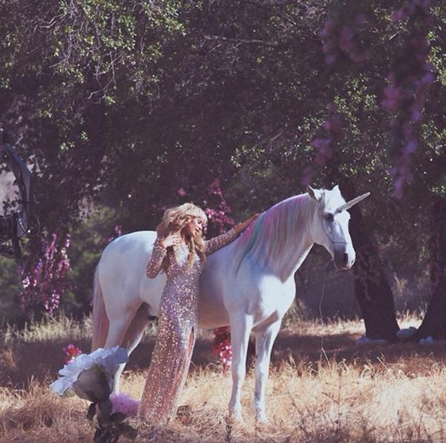 Paris Hilton (paris hilton, unikornis, )