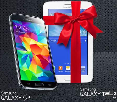 Samsung Galaxy S 5 (samsung, galaxy,)