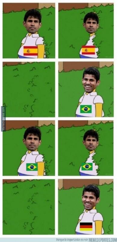 diego costa meme (sport, labdarúgás, foci, foci vb, foci vb 2014, vb 2014,)