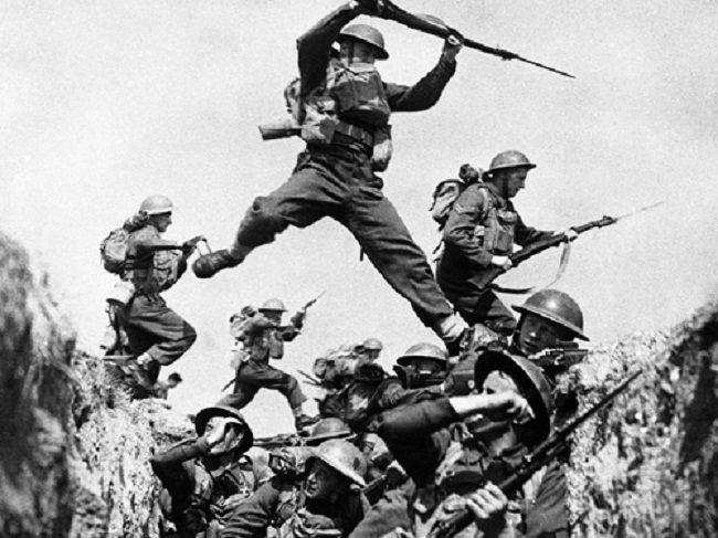 első világháborús kép (világháború, )