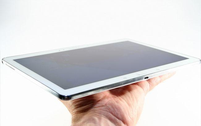 galaxytabpro16 (mobilport, samsung, galaxy, galaxy tab, tablet, android, teszt, bemutató, )