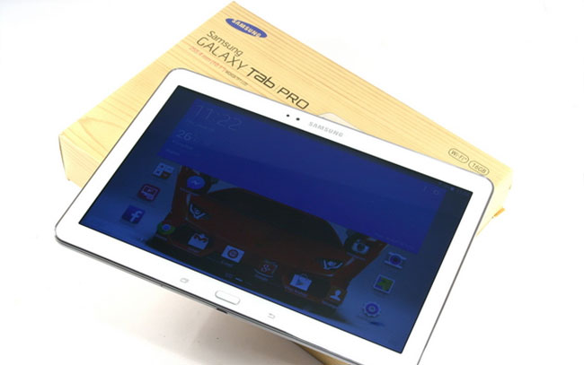 galaxytabpro17 (mobilport, samsung, galaxy, galaxy tab, tablet, android, teszt, bemutató, )