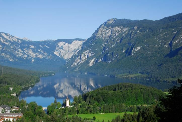 Bohinj, Slovenia, Europe