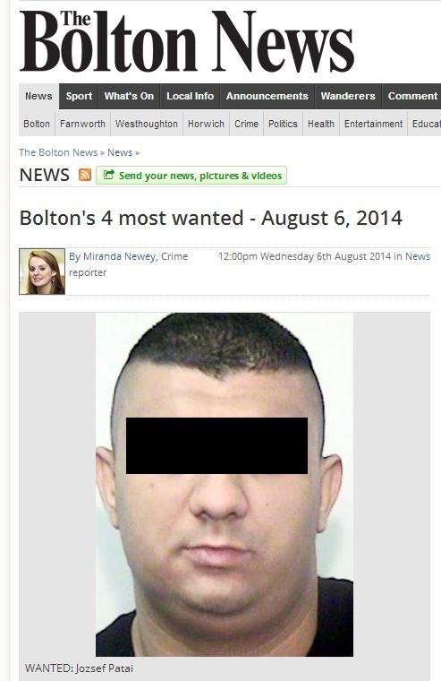 Bolton News (patai józsef)