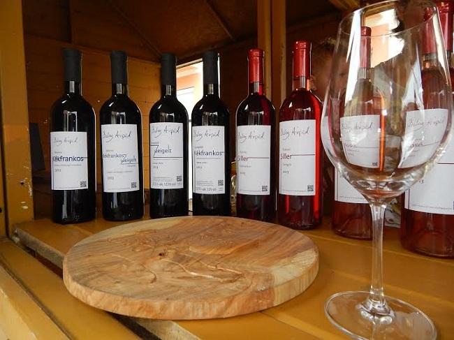 Borfesztivál előkészületek (borászat, borok, bor, borfesztivál, )